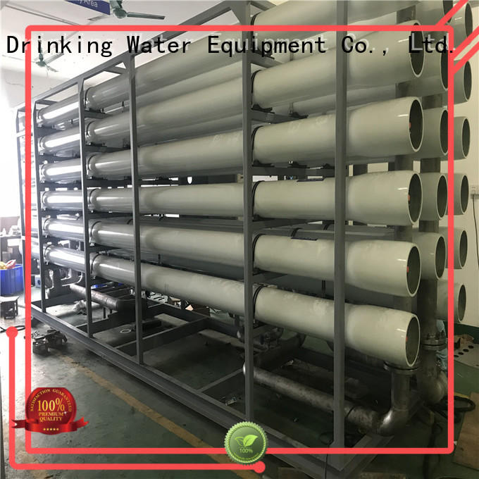 J&D WATER middle desalination filter water for troop stations