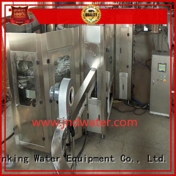 Wholesale easy bottle capping machine J&D WATER Brand