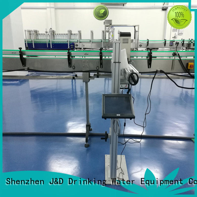 date printing machine factory for paper J&D WATER