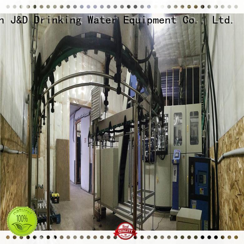 J&D WATER bottle air conveyor manufacturer for food