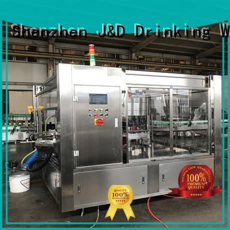 High Speed bottle labeling machine intellectual control for glass bottle