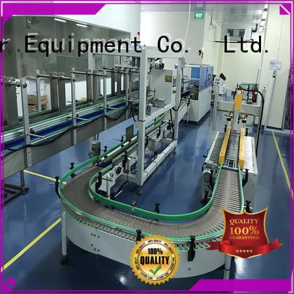 automatic cartoning machine packing cartoning machine J&D WATER Brand