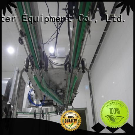 J&D WATER bottle pet bottle air conveyor manufacturer for food
