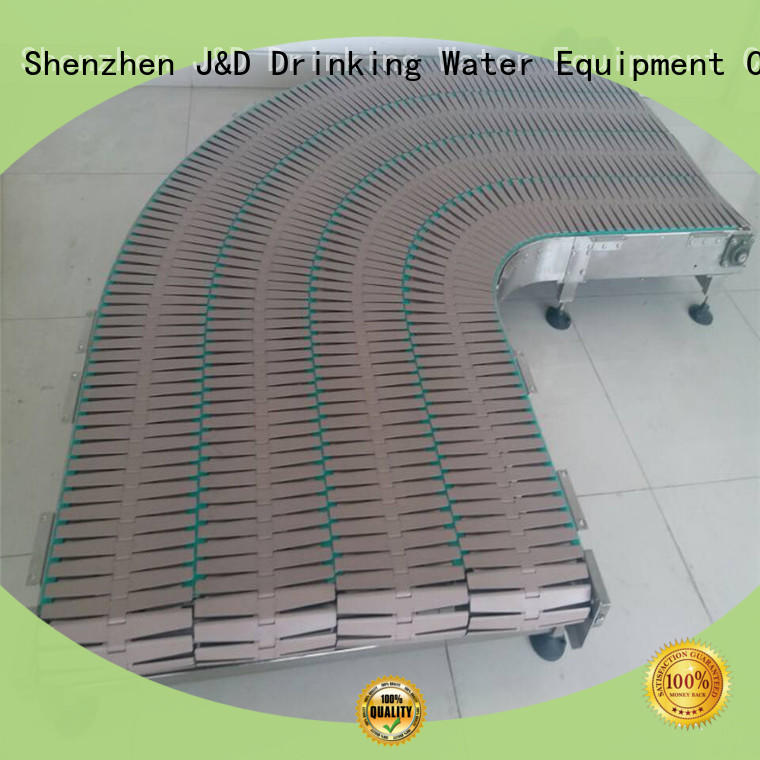 system conveyor chain manufacturers stability for drinking water J&D WATER