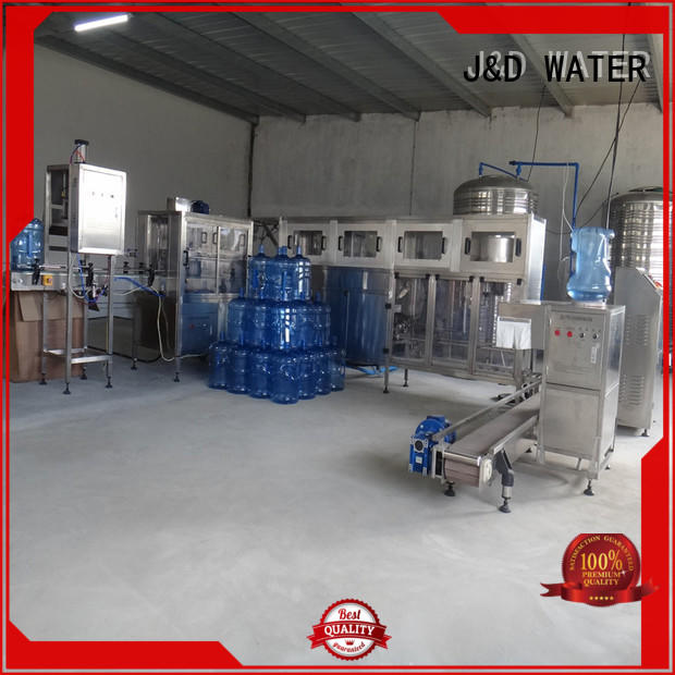 larger capacity aseptic machine convenient for PET