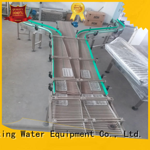 J&D WATER quick chain conveyor system for food