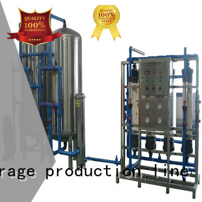 easy operation water filter machine purifier for food