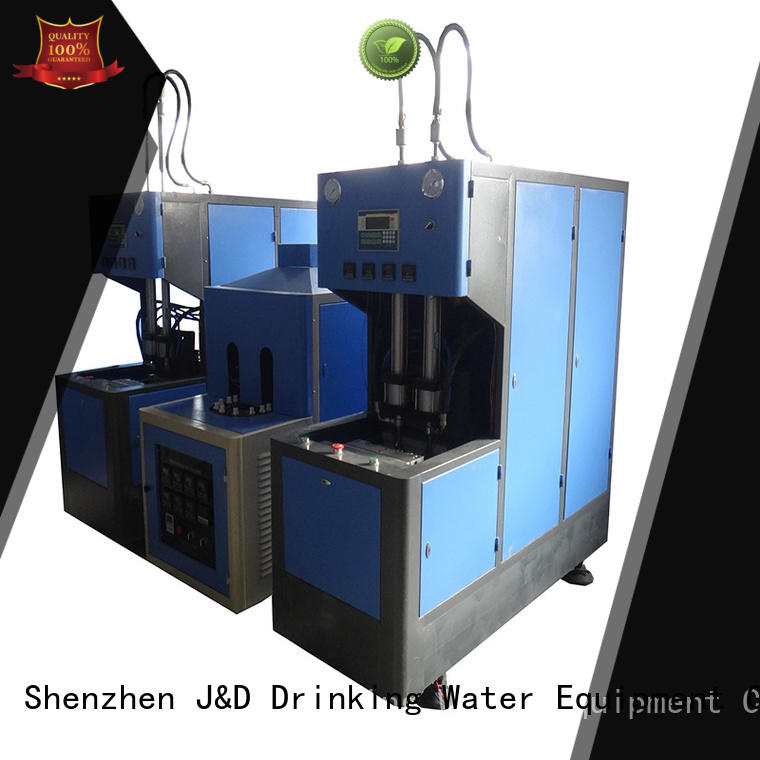 bottle blowing machine filling for 1 Gallon J&D WATER