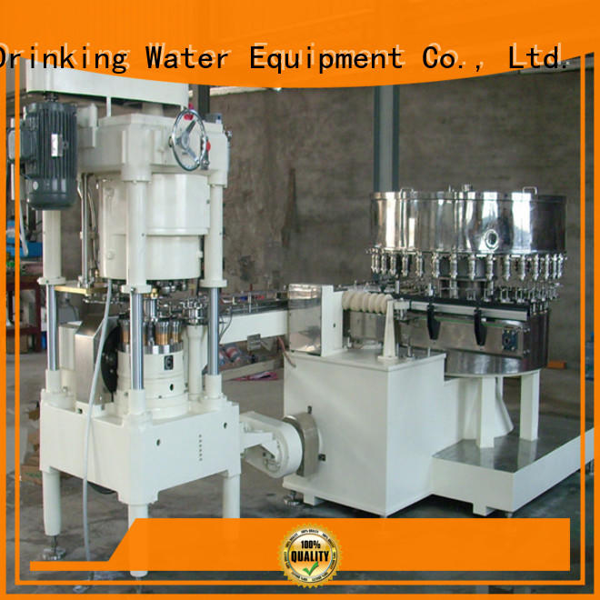 J&D WATER machine can packaging machine high accuracy for hot infusion