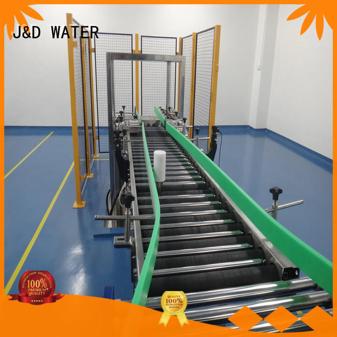 J&D WATER quick powered conveyor high efficiency for daily chemical