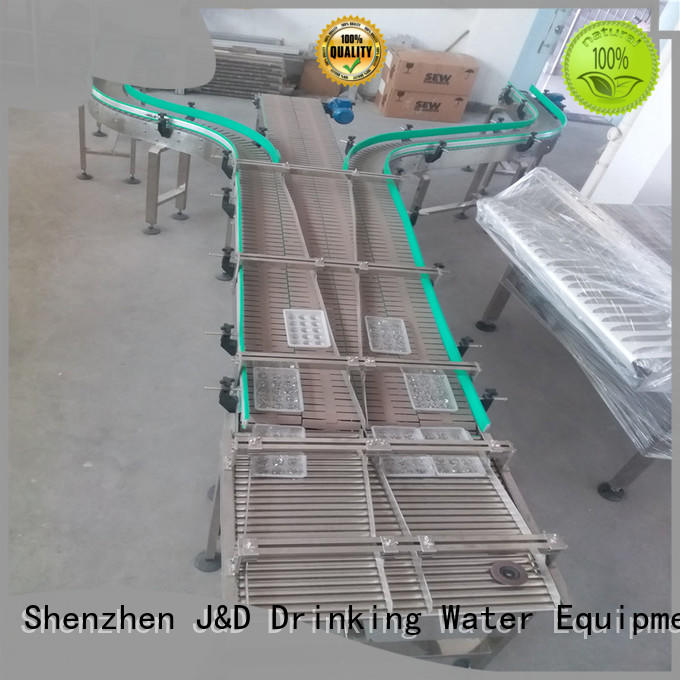 conveyor chain manufacturers slat for beverage, J&D WATER