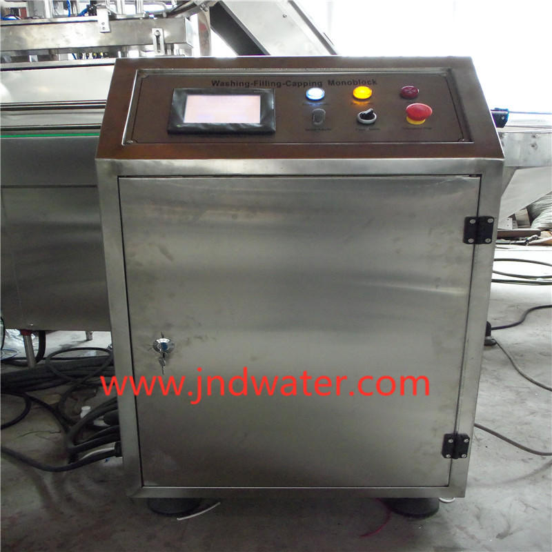 JD WATER-Water Bottling Equipment | Automatic Hot Drink Washingfillingcapping-1