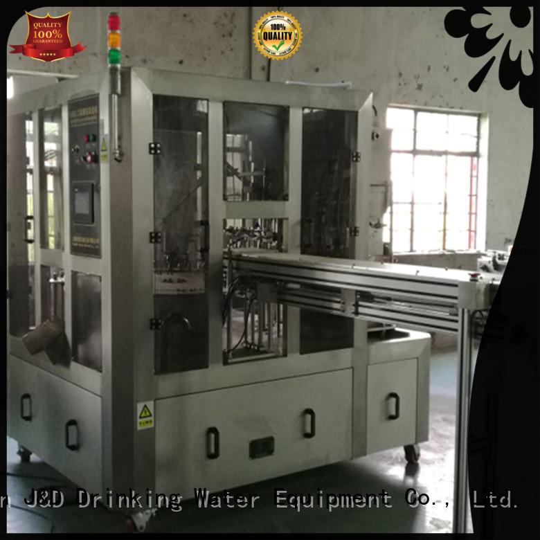 Quality J&D WATER Brand bag bagging machine