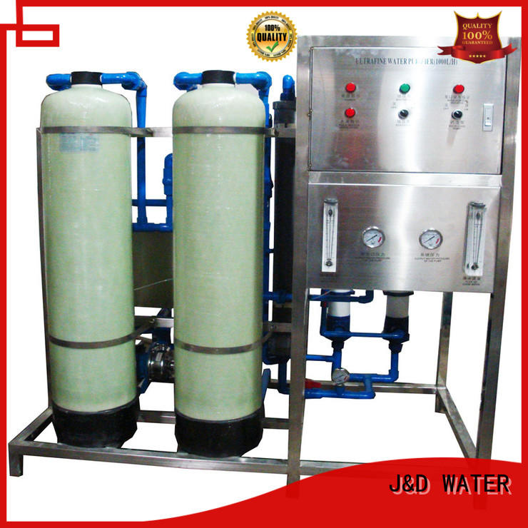 easy operation drinking water machine purifier for wastewater