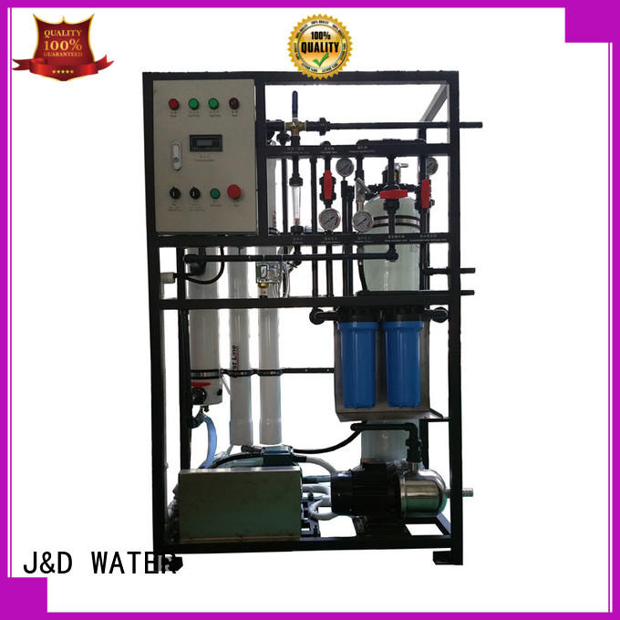 J&D WATER large desalination filter effortlessly for drinking