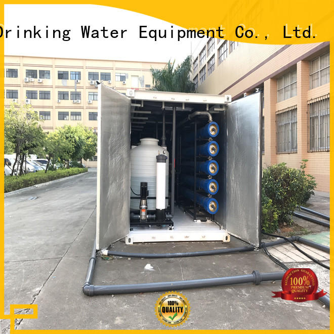 J&D WATER standard sea water purifier safely for sea shore cities
