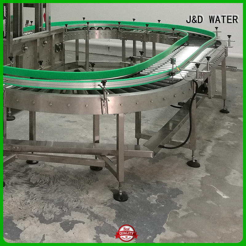J&D WATER Customized steel roller stability for daily chemical