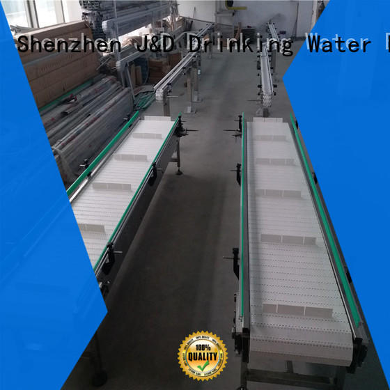chain chain conveyor stainless J&D WATER company