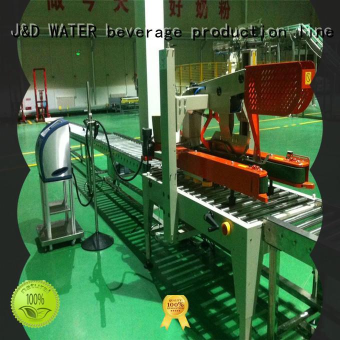 J&D WATER high quality conveyor belt roller manufacturer for drinking