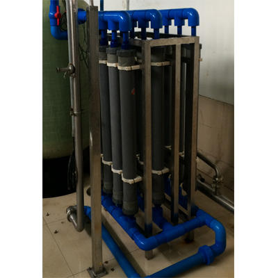 Intelligent reverse osmosis machine with Glass Tank for pure water-3