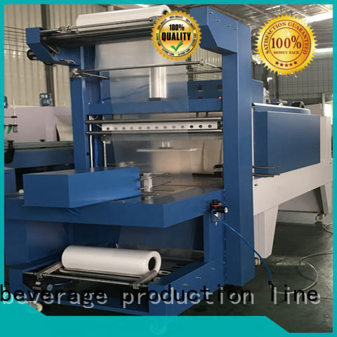 intelligent wrapping machine for bottle, high quality for beer