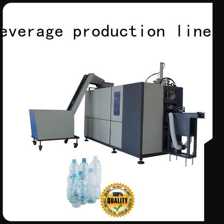 J&D WATER easy operation plastic bottle machine stable for container