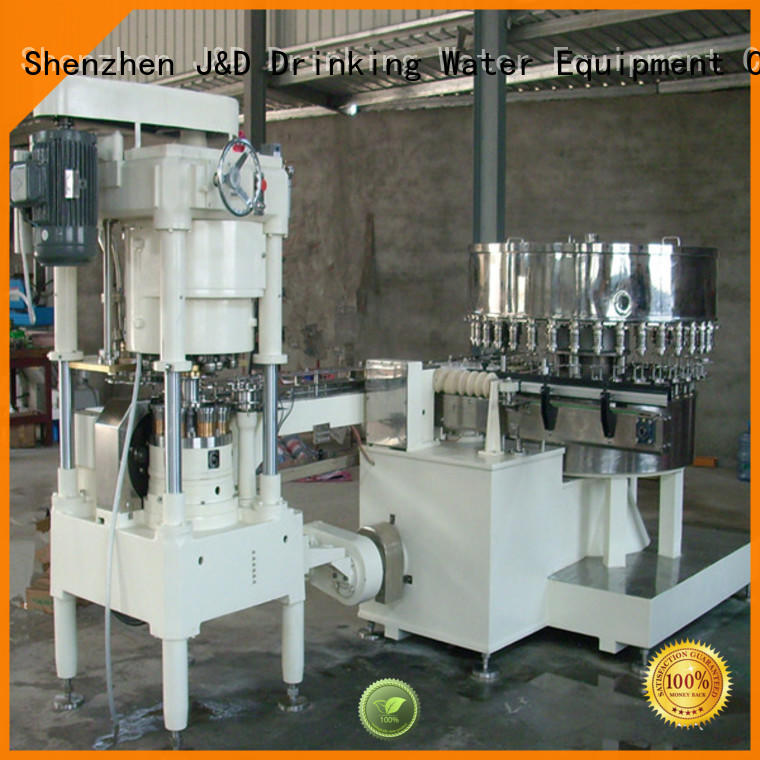 advanced technology can sealer machine factory for mineral water