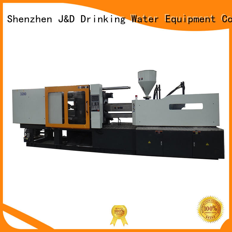 J&D WATER injection machine cost for mold making