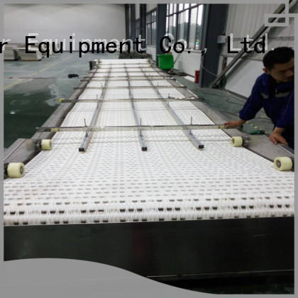 slat slat conveyor stainless steel for beverage, J&D WATER