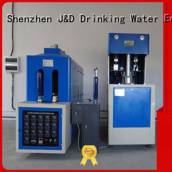 gallon2 blow moulding machine price machine for 3 Gallon Bottle J&D WATER