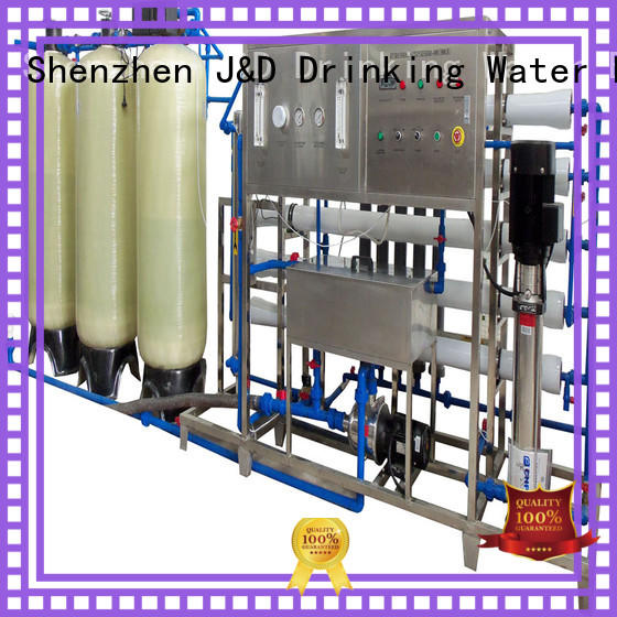 ro water machine treatment J&D WATER Brand ro machine