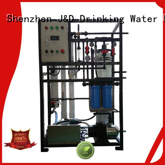 J&D WATER large desalination filter safely for sea islands