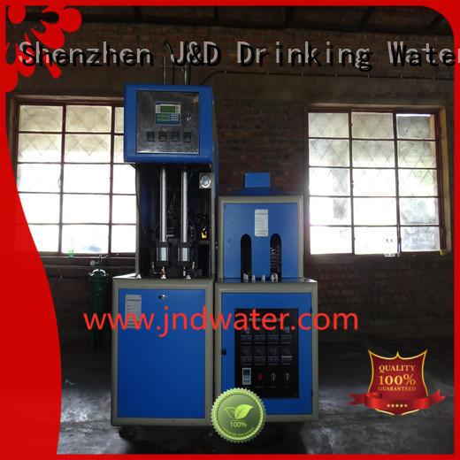 Quality J & D WATER Литьевая автоматическая выдувная машина
