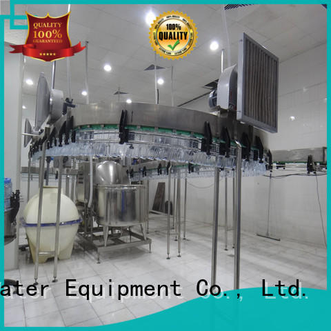 J&D WATER high quality bottle air conveyor stability for food