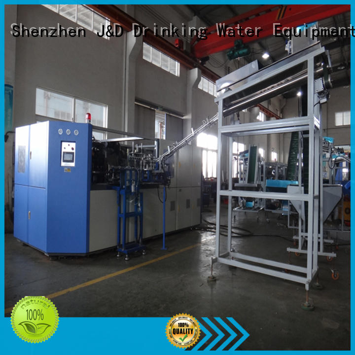 Stretch pet blow moulding machine effortlessly package for mineral water, beverage