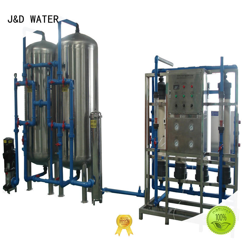 energy saving water plant machine filter water