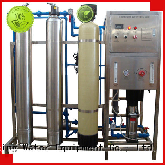 osmosis machine equipment for drinking water for treatment J&D WATER