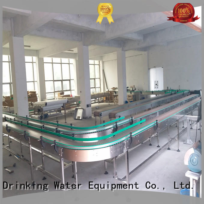easy transport chain conveyor manufacturer for daily chemical