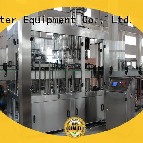 J&D WATER bottle capping machine stainless steel for mineral water