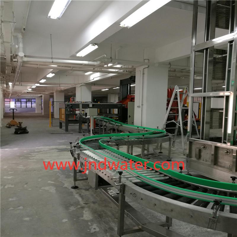 JD WATER-Professional Roller Conveyor Roller Conveyor System Manufacture-1