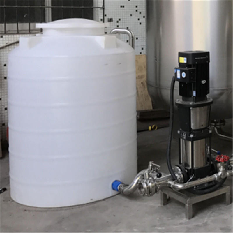 J&D WATER standrad commercial reverse osmosis system with Glass Tank for industrial waste treatment-1