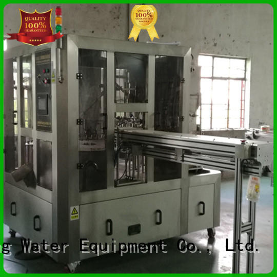 head bagging machine sachet for beverage J&D WATER