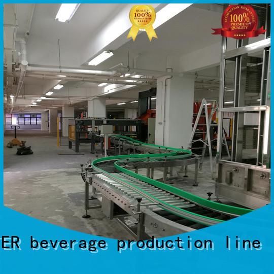 J&D WATER easy operation steel roller manufacturer for drinking