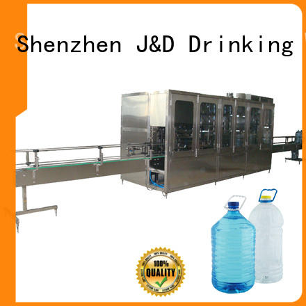 J&D WATER blow molding machines Stainless steel 304 for blowing machine