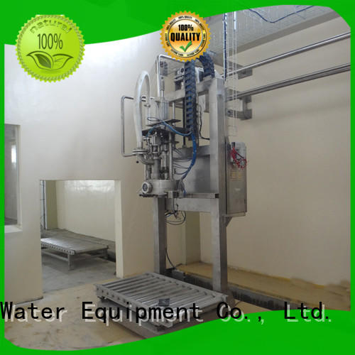J&D WATER larger capacity aseptic filling machine head for hot infusion
