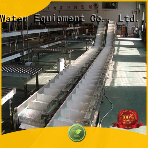 high quality industrial conveyor belts stainless steel for beverage,
