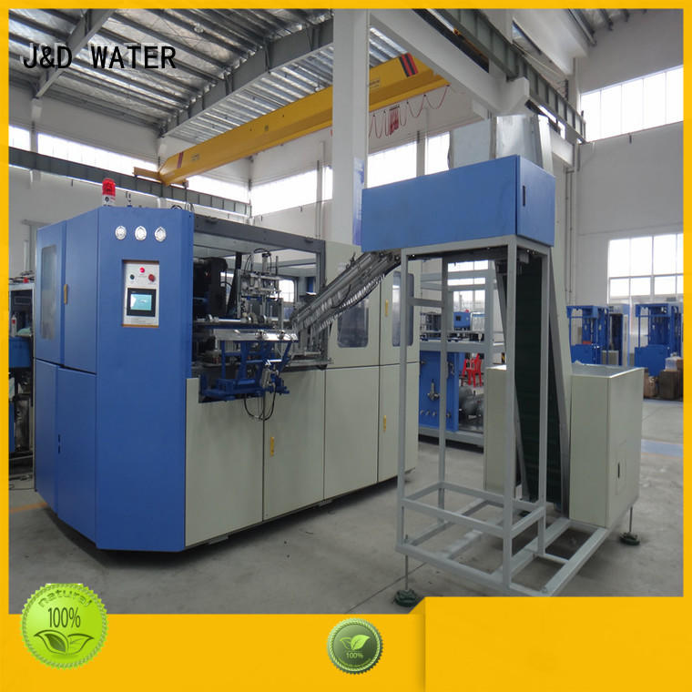 J&D WATER pet bottle machine safely for container