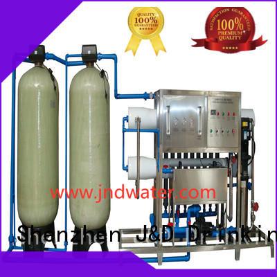 treatment water OEM ro machine J&D WATER