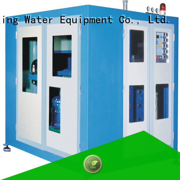 blow pet filling automatic blow moulding machine J&D WATER
