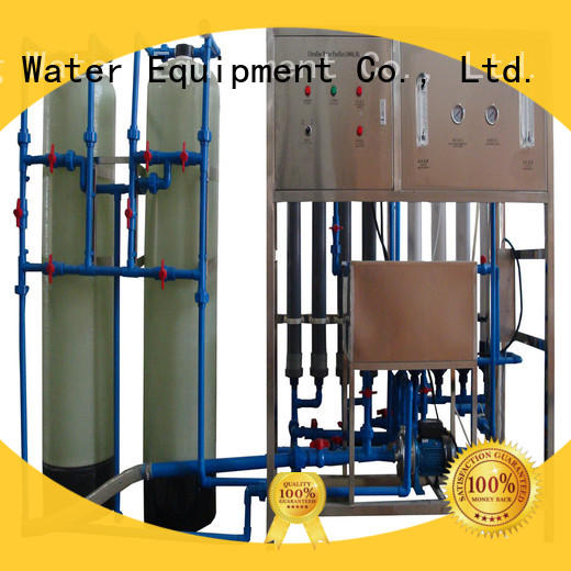 filter mineral water purifier machine steel for industry J&D WATER